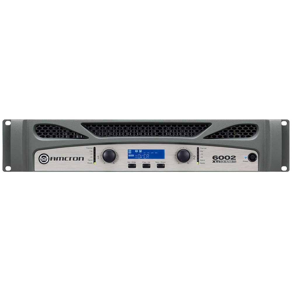 AMCRON XTi6002 パワーアンプ