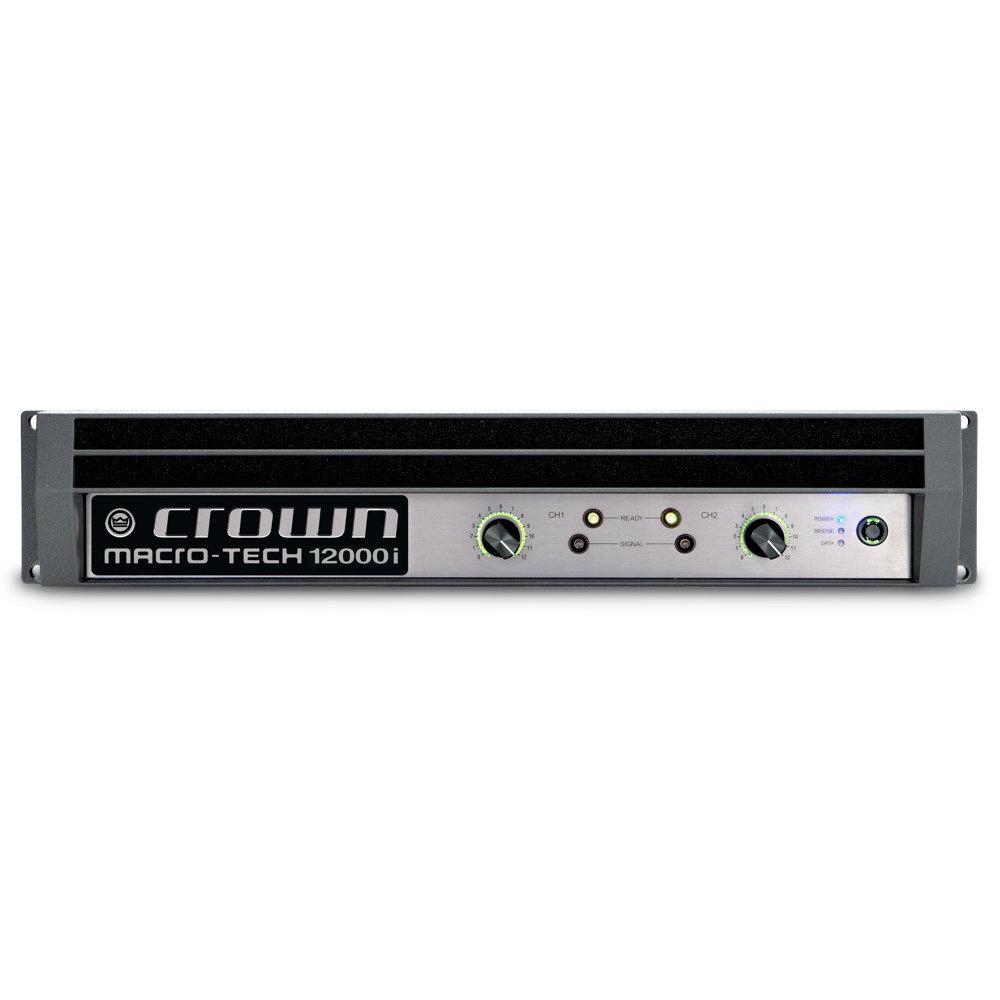 AMCRON MA-12000i パワーアンプ