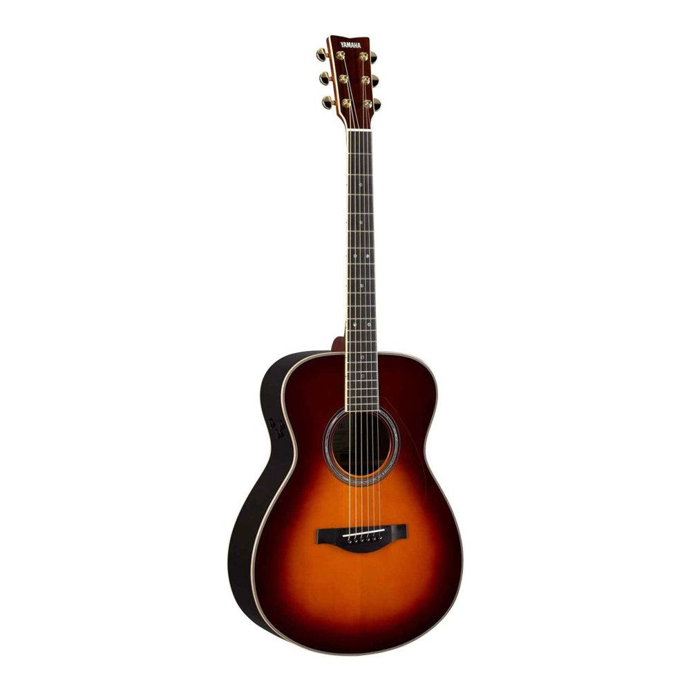 YAMAHA LS-TA BS トランスアコースティックギター