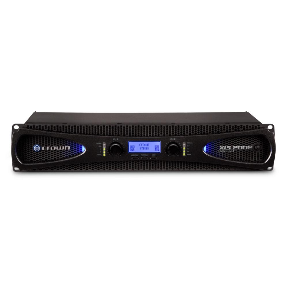 AMCRON XLS2002 パワーアンプ