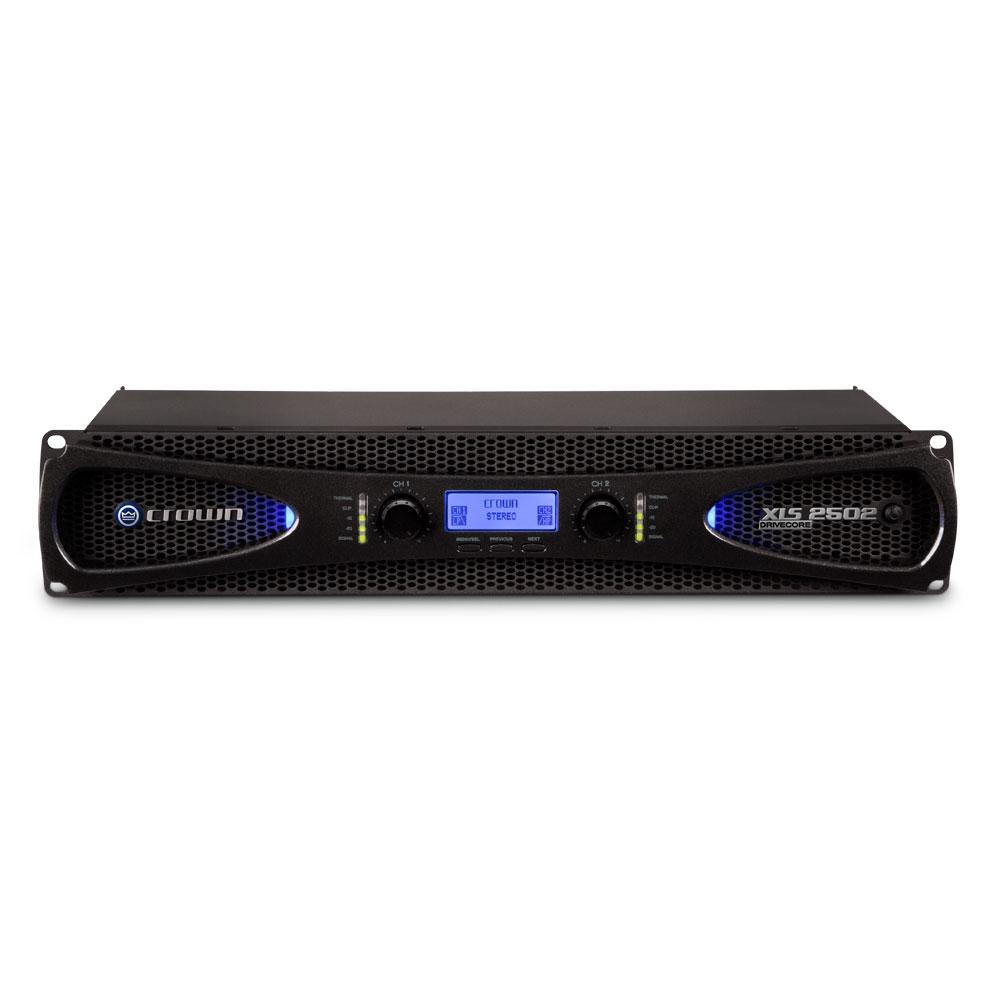 AMCRON XLS2502 パワーアンプ