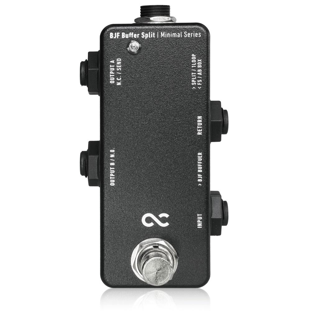 One Control Minimal Series BJF Buffer Split バッファー・スプリッター
