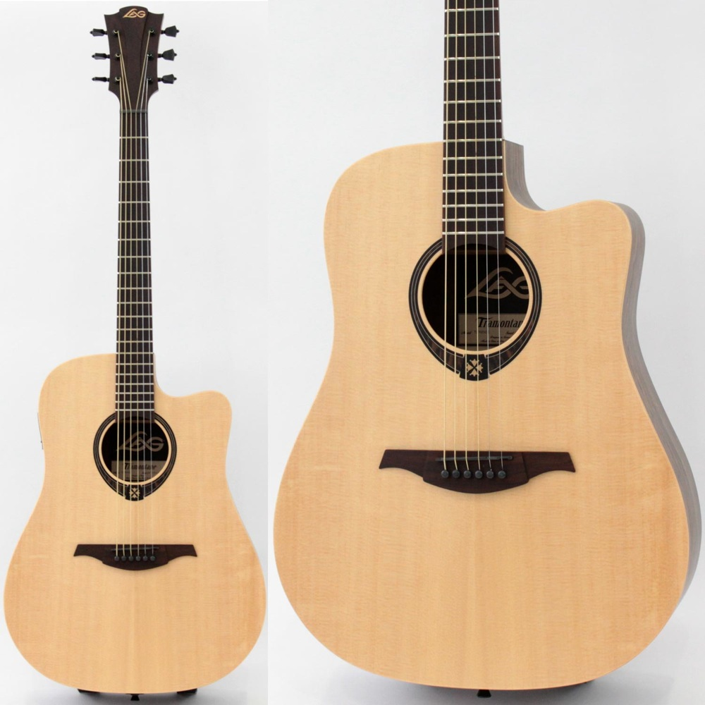 LAG GUITARS T270DCE エレクトリックアコースティックギター