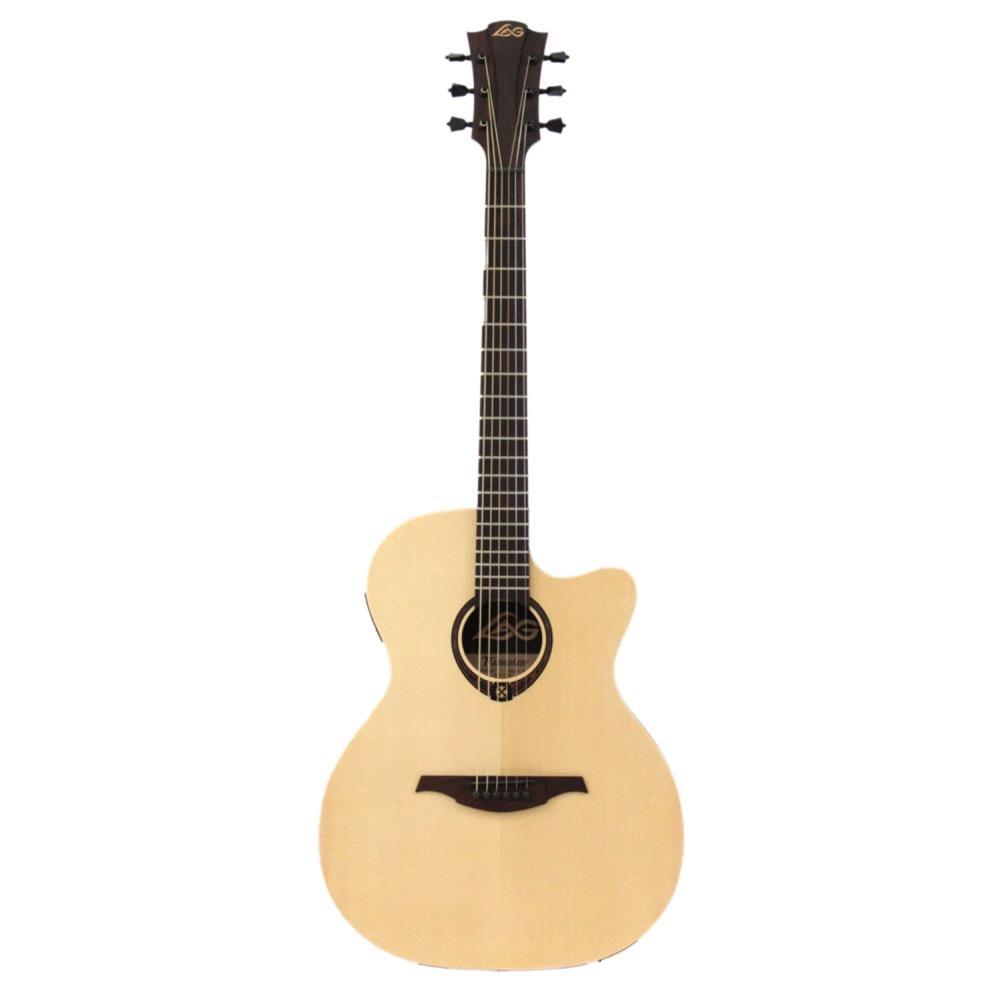 LAG GUITARS T270ASCE エレクトリックアコースティックギター