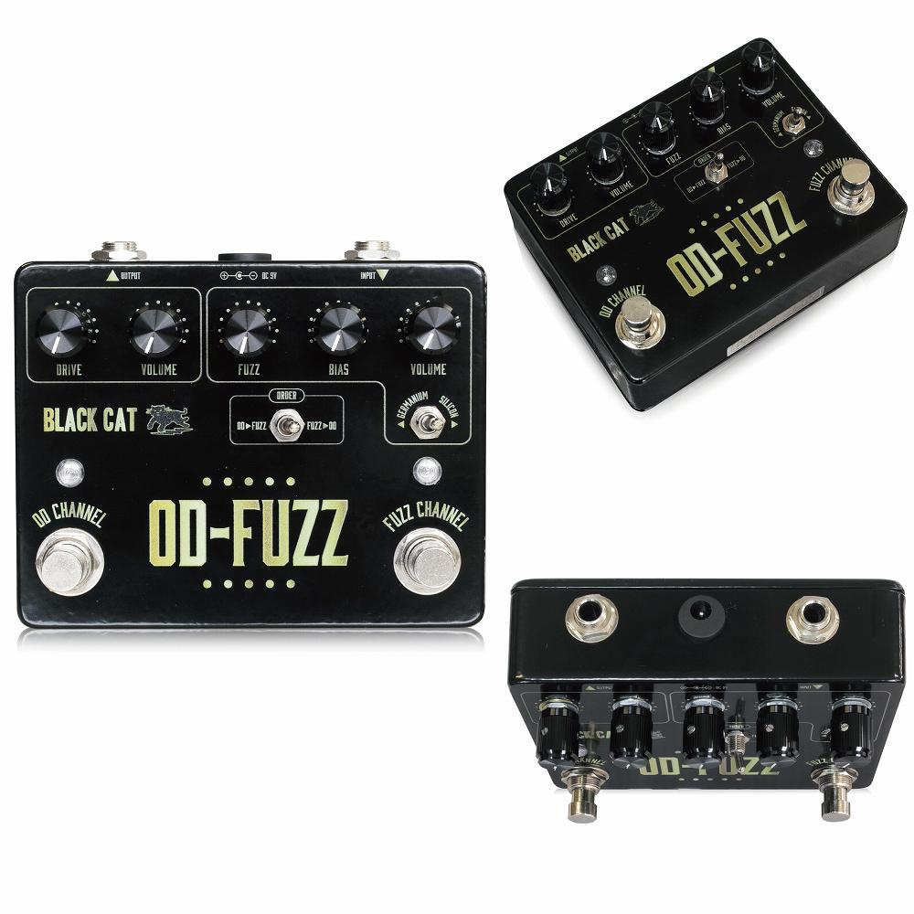 人気の Black Cat OD-FUZZ Deluxe OD-FUZZ ファズ Deluxe ファズ, シンシロシ:49e138ca --- canoncity.azurewebsites.net