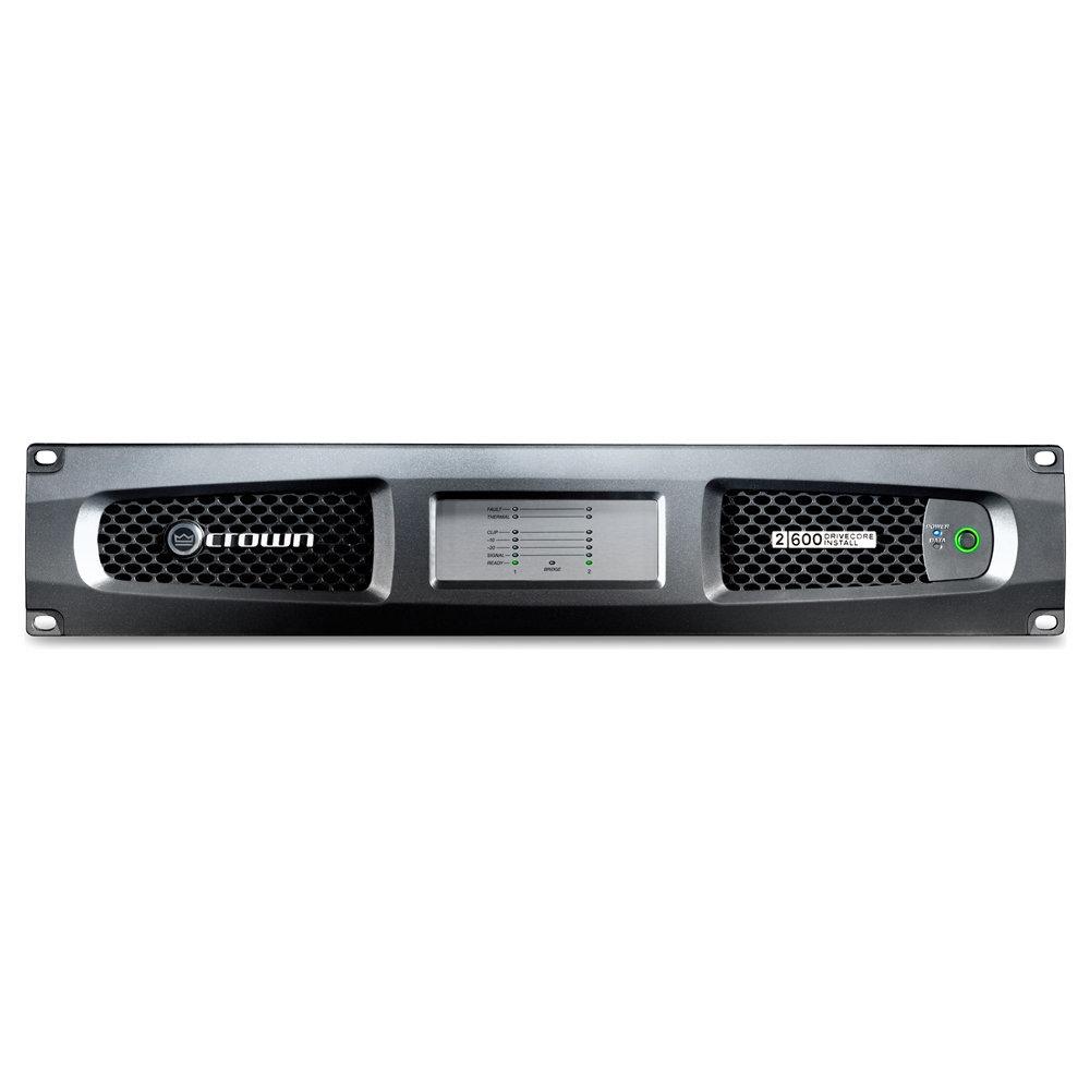 AMCRON DCi 2|600 パワーアンプ