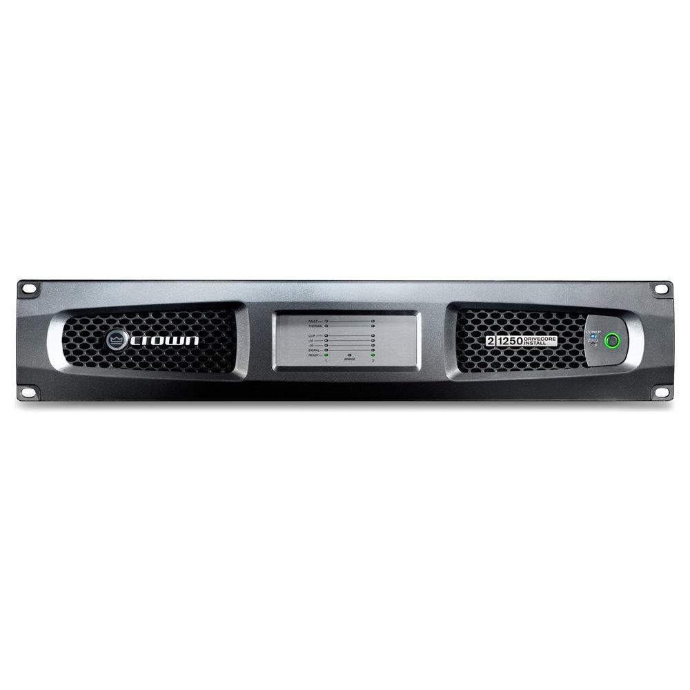 AMCRON DCi 2|1250 パワーアンプ