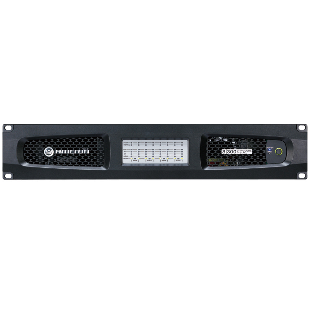 AMCRON DCi 8|300 パワーアンプ