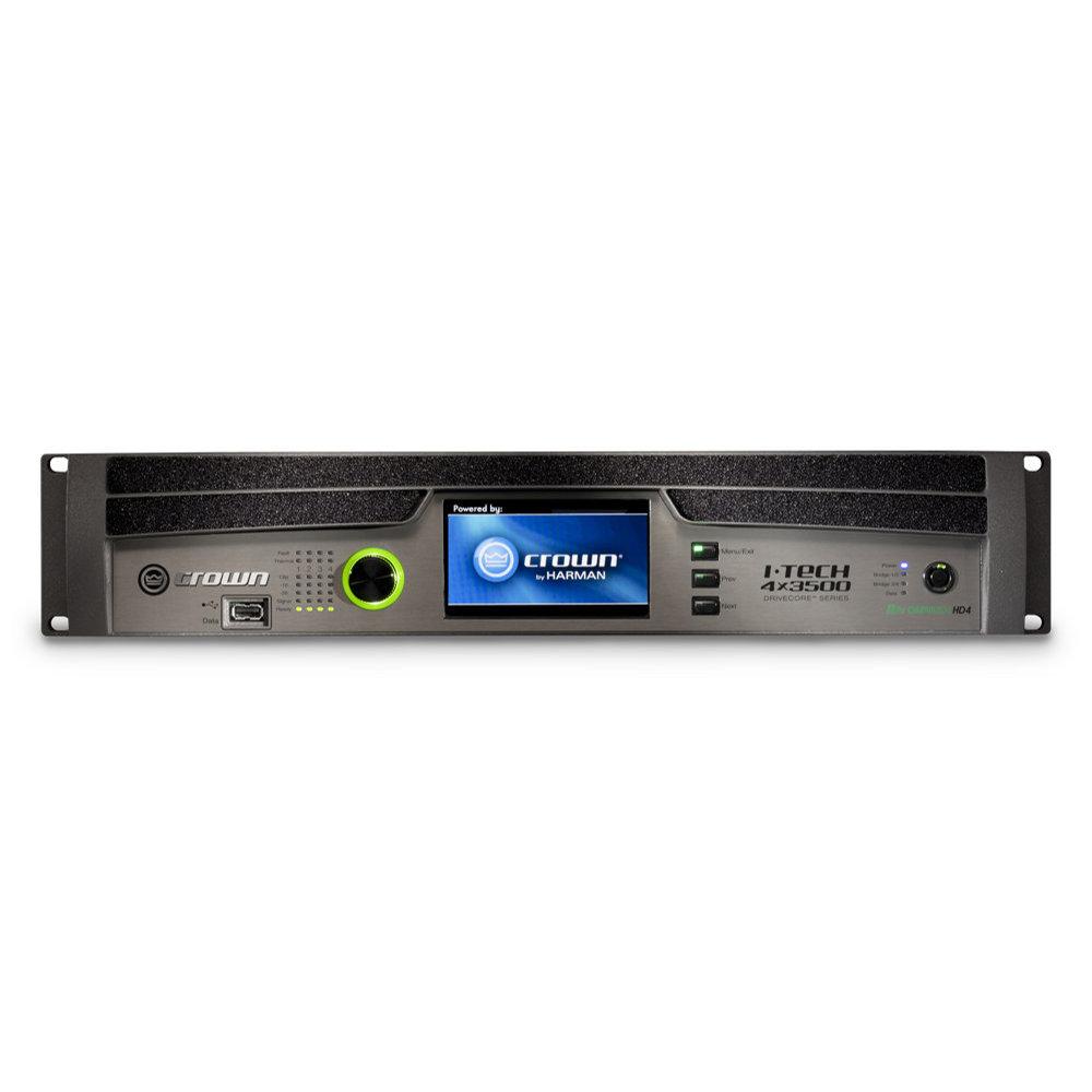 AMCRON IT4x3500HD パワーアンプ