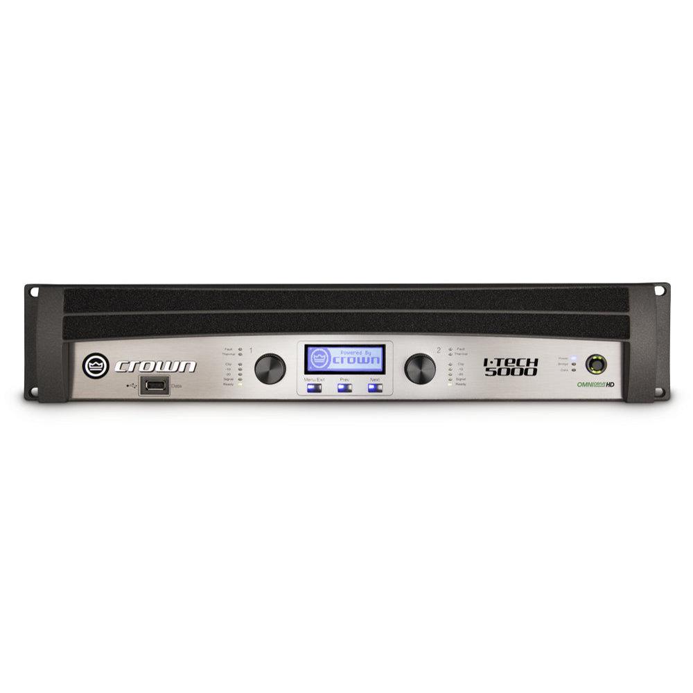 AMCRON IT5000HD パワーアンプ