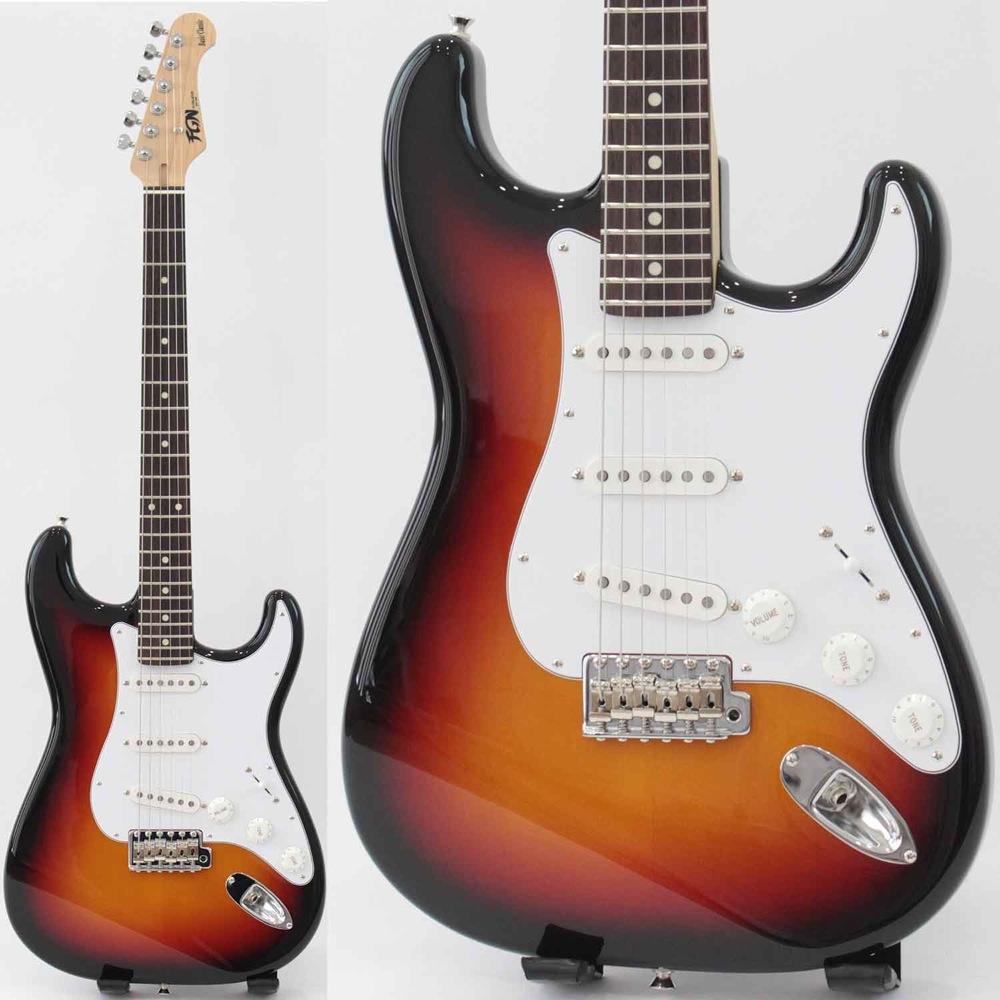FUJIGEN FGN Basic Classic BCST10RBD 3TS/01 エレキギター