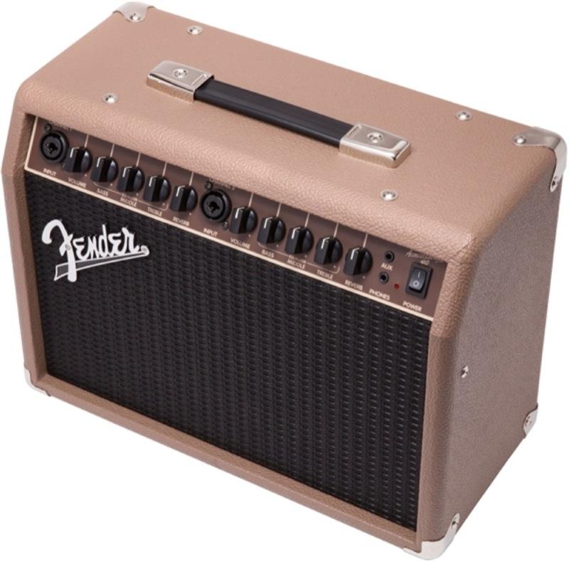 Fender 40 Acoustasonic Acoustasonic 40 Fender アコースティックギターアンプ, お米職人 肥後姫:5b31ccda --- conturgroup.ru