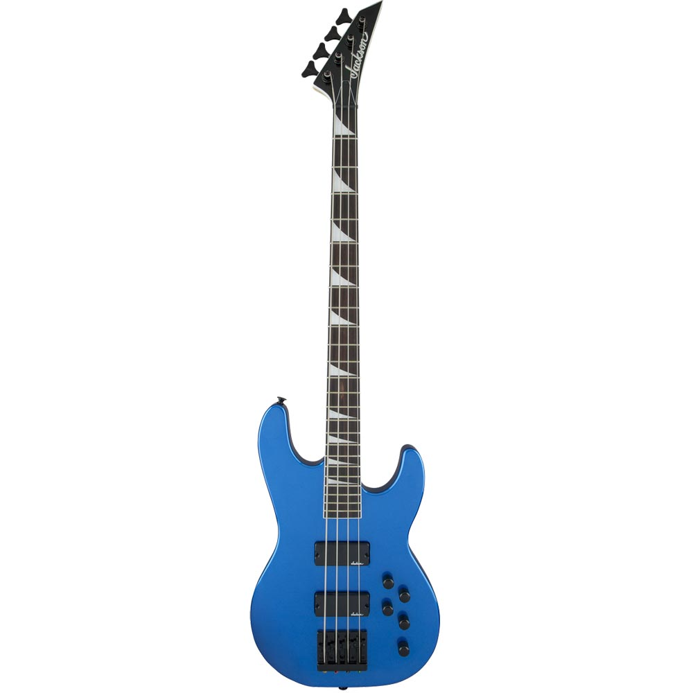 Jackson JS Series JS3 Concert Bass Metallic Blue エレキベース