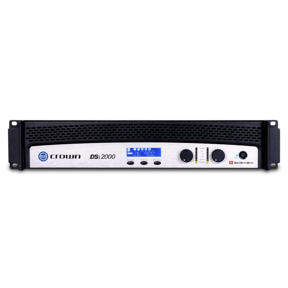 AMCRON DSi2000 パワーアンプ