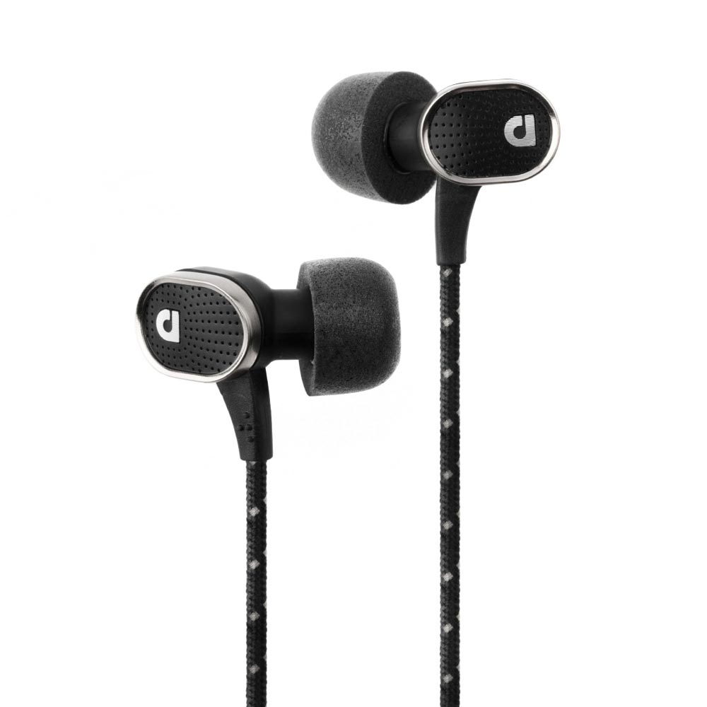 Audiofly AF782-1-01 AF78 Marque Black マイク付き イヤホン