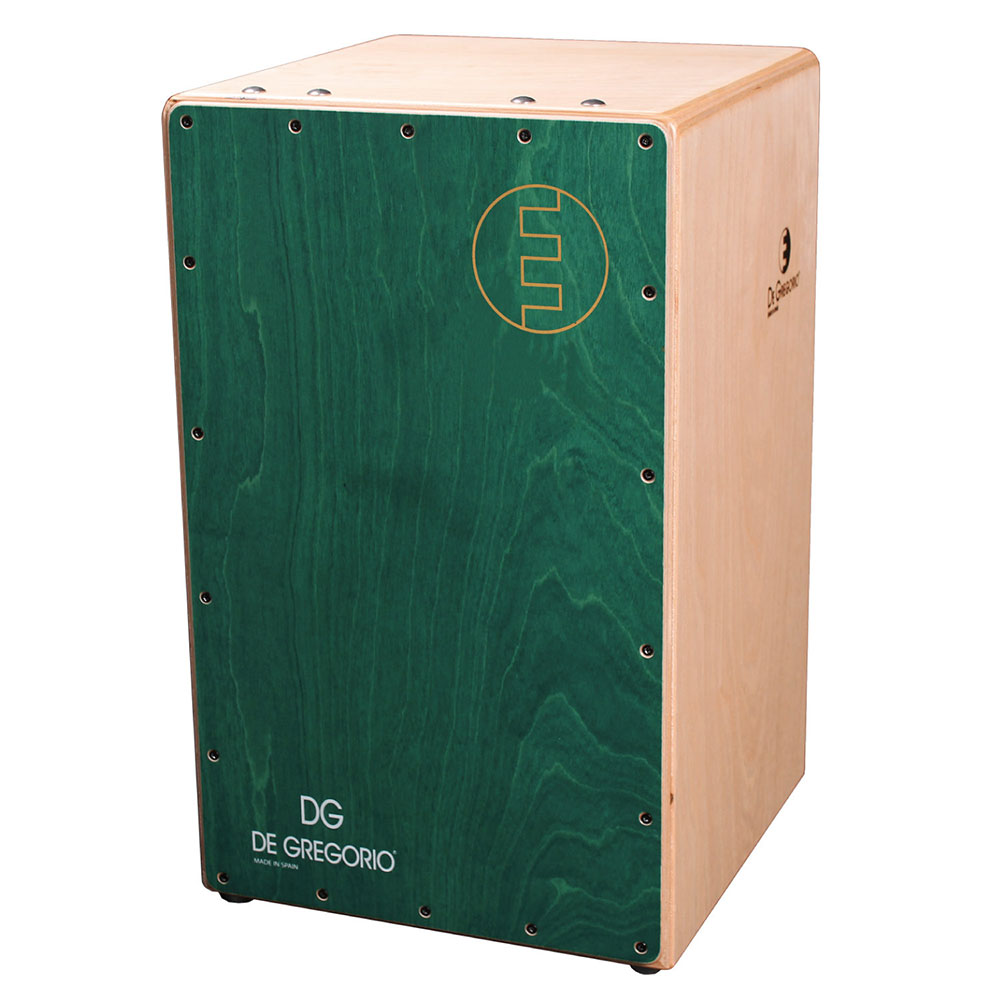DG CAJON Chanela GREEN カホン