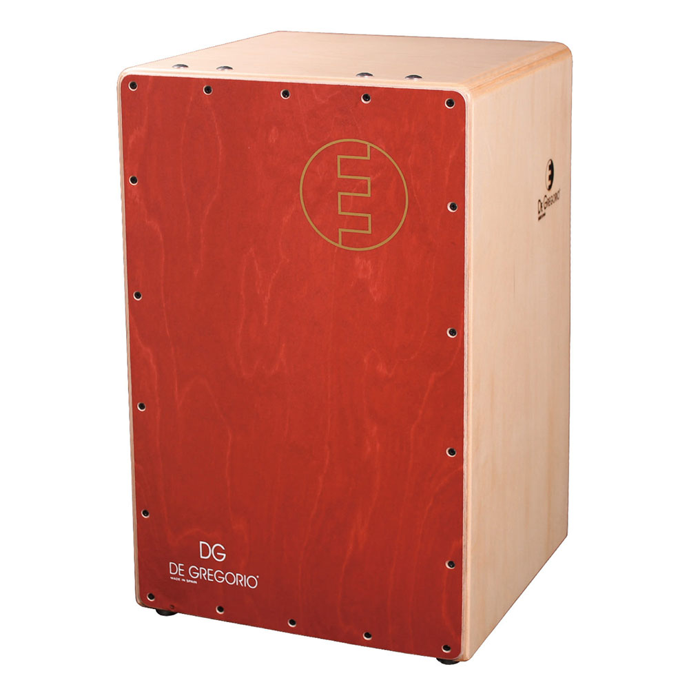 DG CAJON Chanela RED カホン