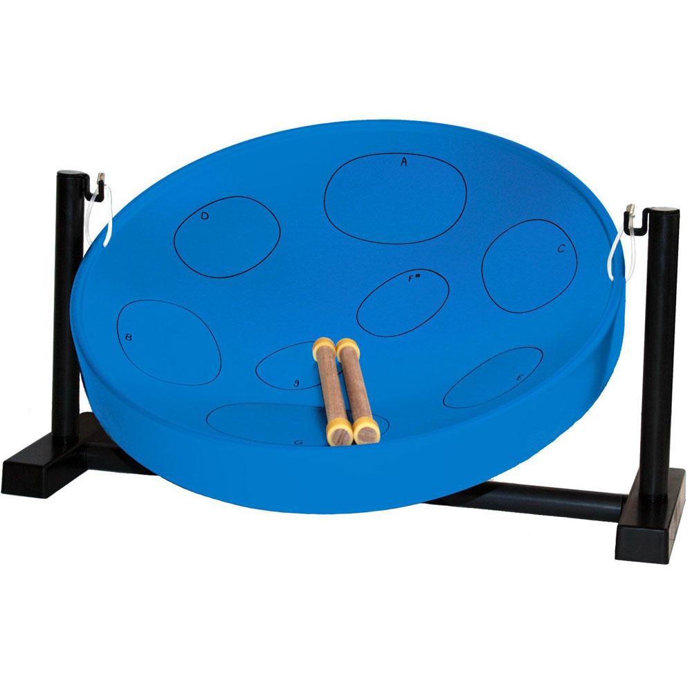 PANYARD Jumbie Jam BLUE スチールドラム テーブルキット