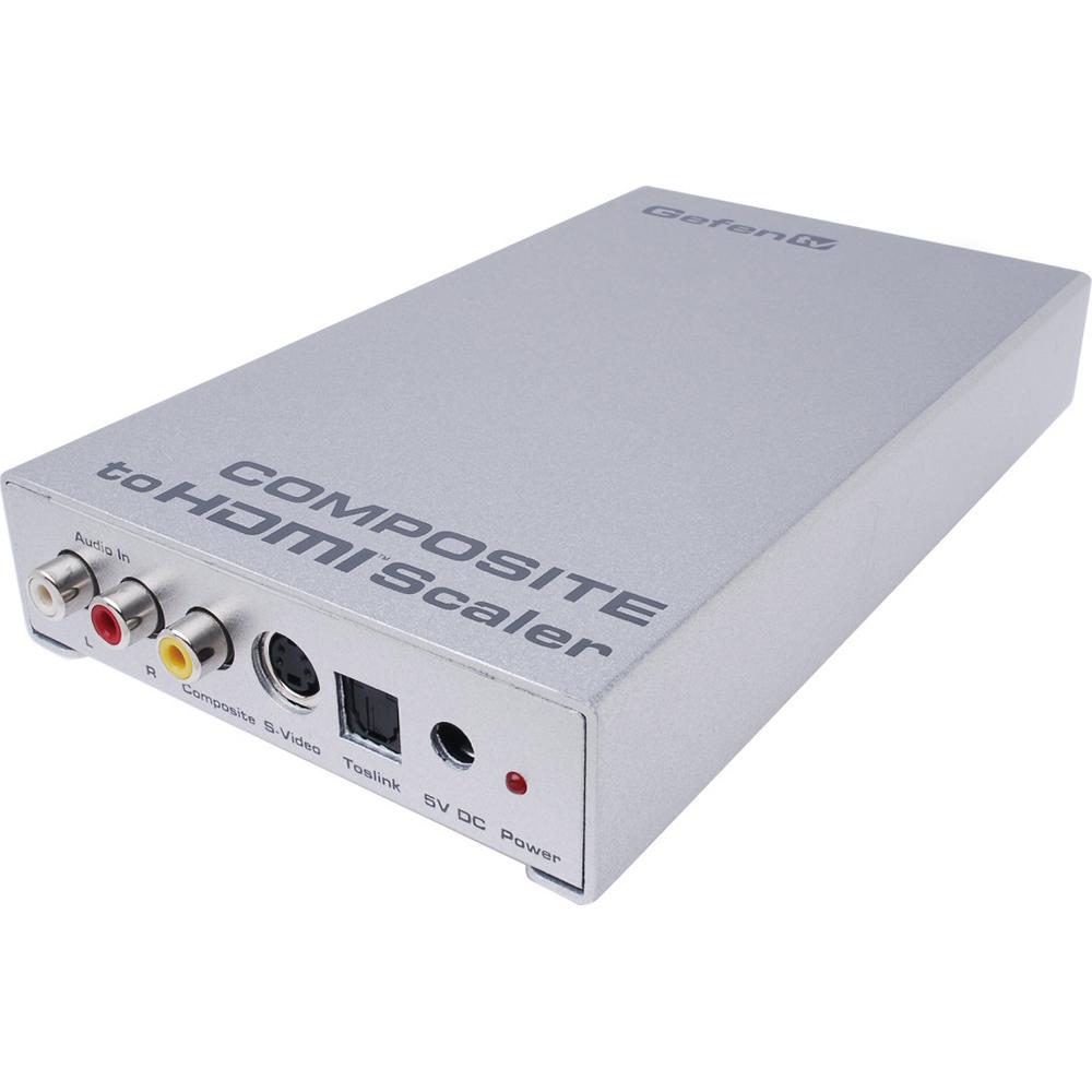 GEFEN GTV-COMPSVID-2-HDMIS コンバーター