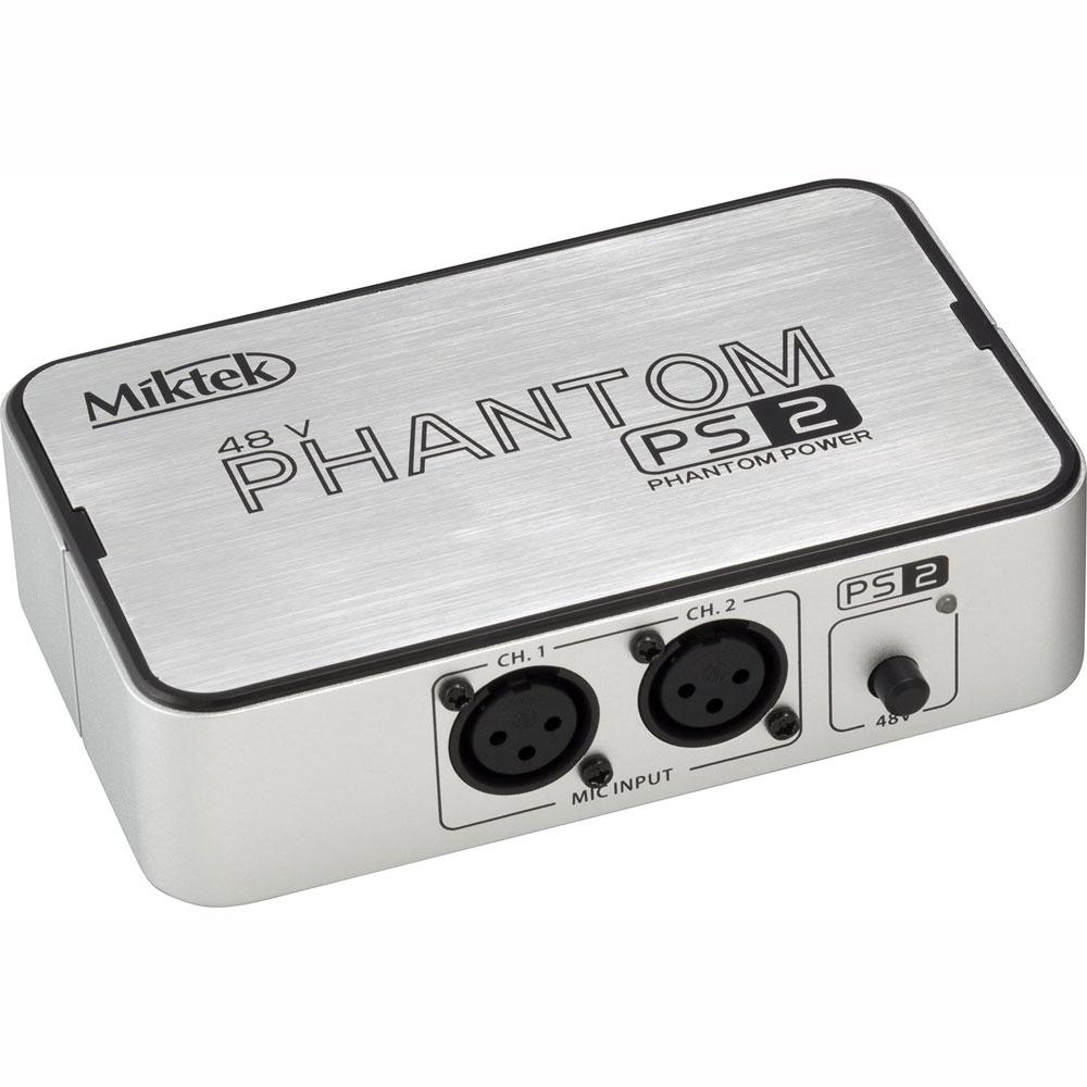 Miktek PS2 ファンタム電源供給機