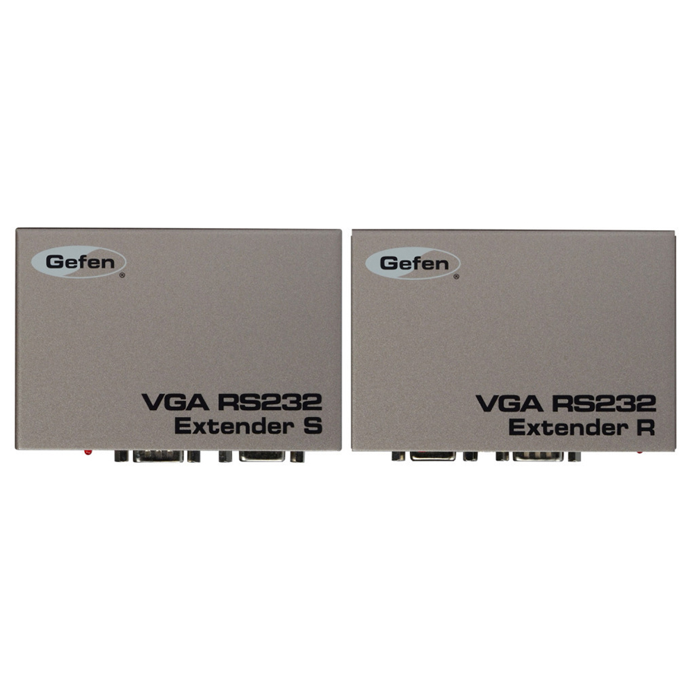 GEFEN EXT-VGARS232-141 VGA延長機