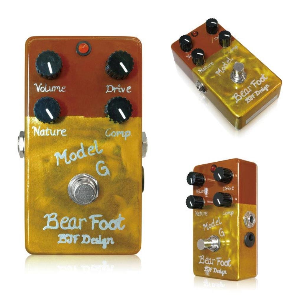 Bearfoot Guitar Effects Model G エフェクター