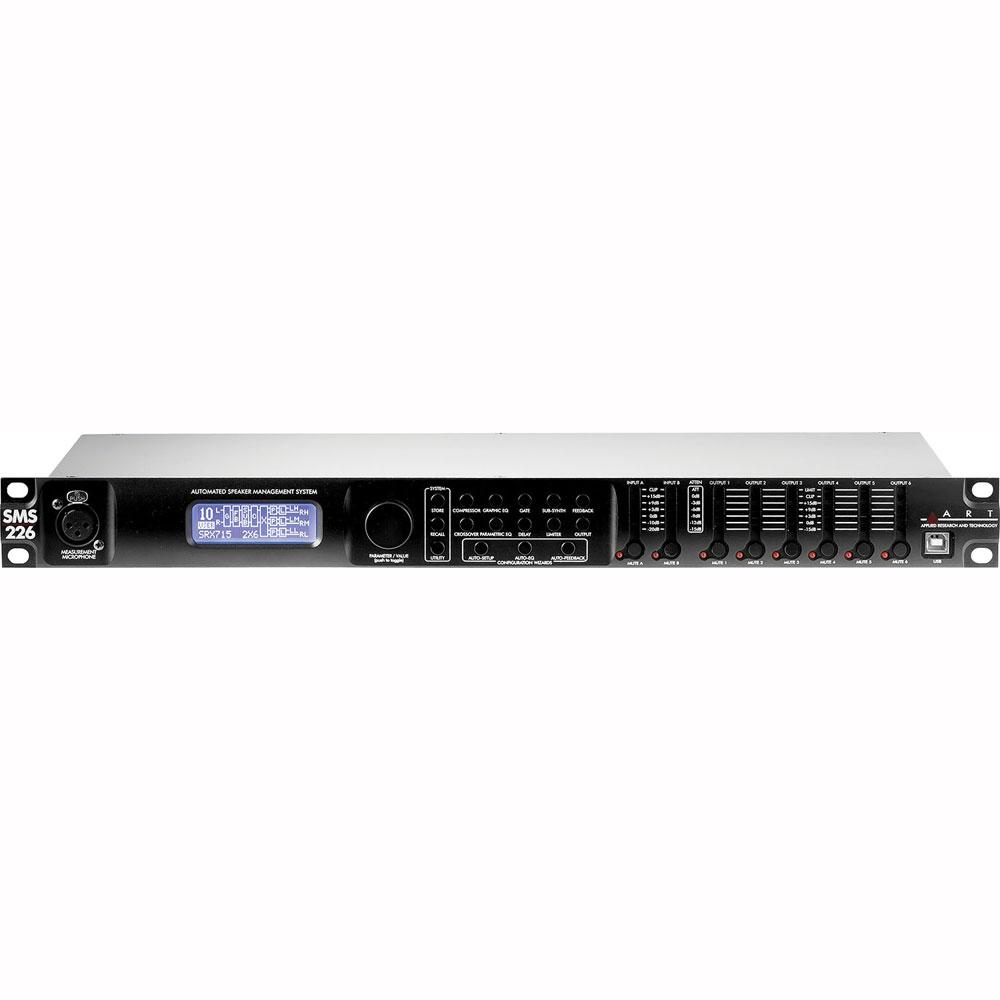 ART SMS226 スピーカー マネージメント システム