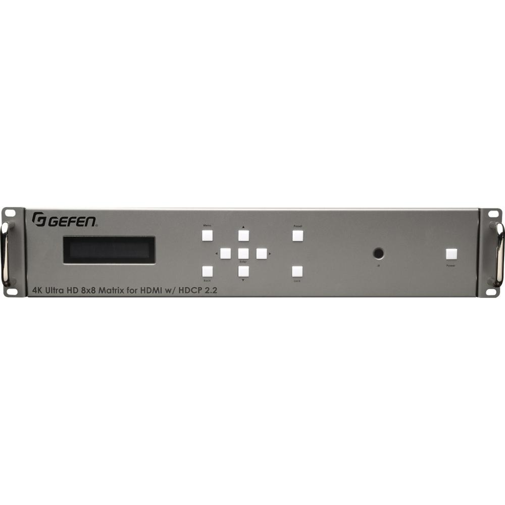 GEFEN EXT-UHD-88 HDMI切替機