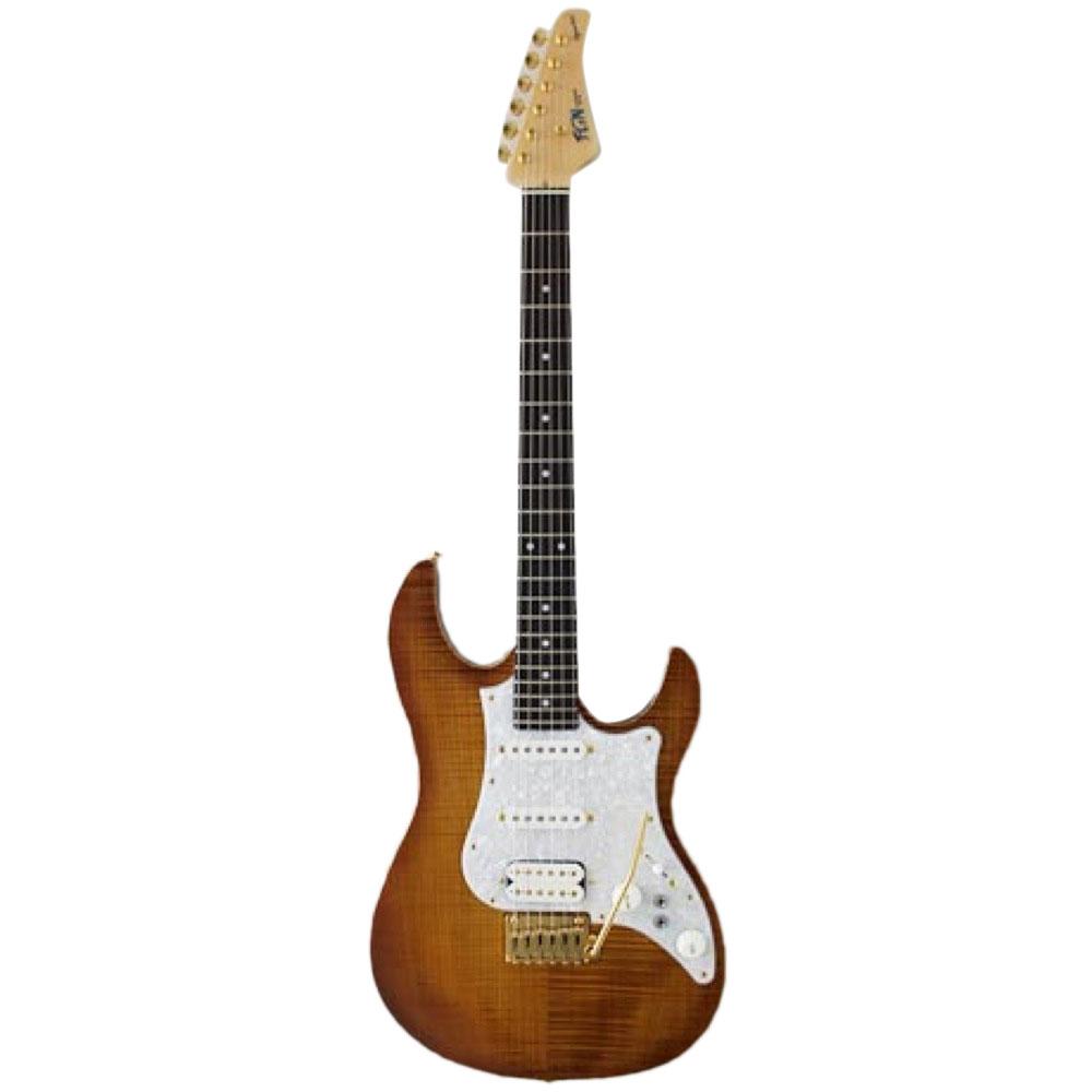 FUJIGEN Expert ODYSSEY EOS-FM-R VV エレキギター