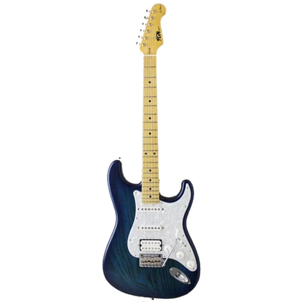 FUJIGEN Neo Classic NST11MAH SBB エレキギター