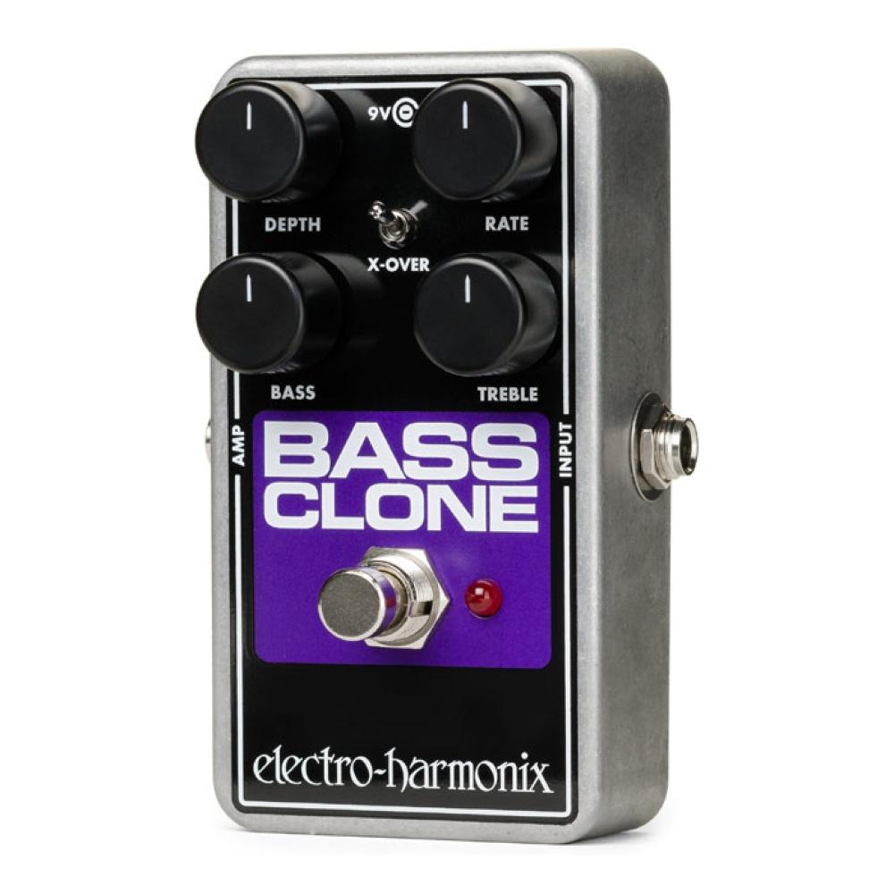 ELECTRO-HARMONIX Bass Clone アナログコーラス ベース用エフェクター