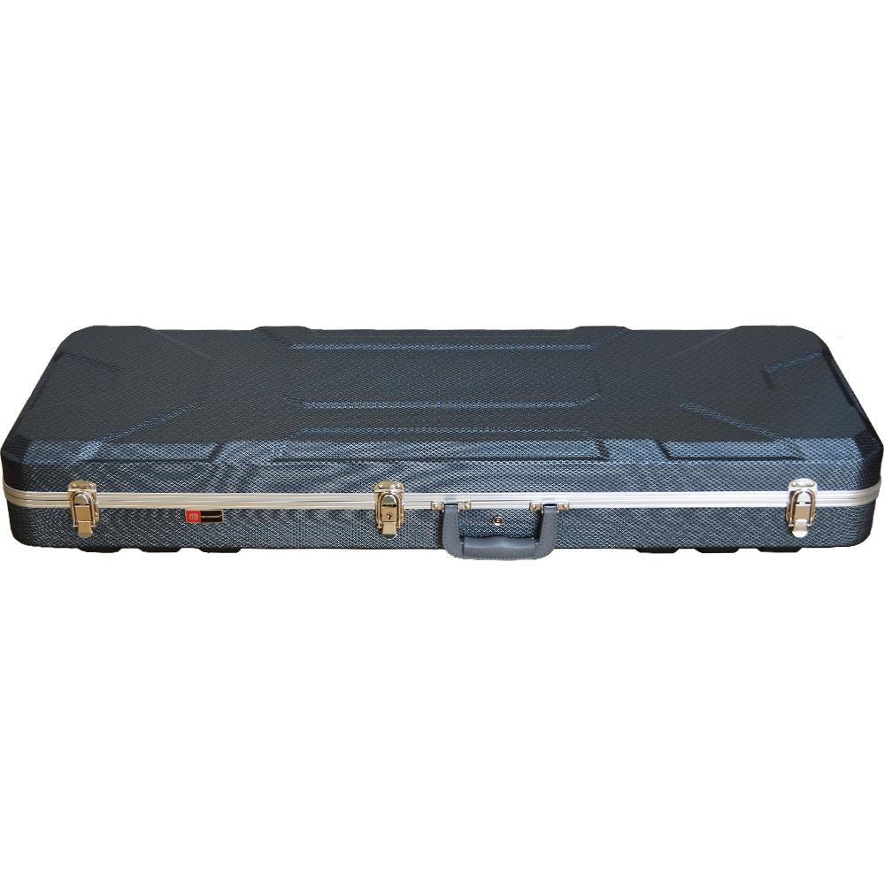 CROSSROCK CRA401E GY Electric Grey エレキギター用ハードケース