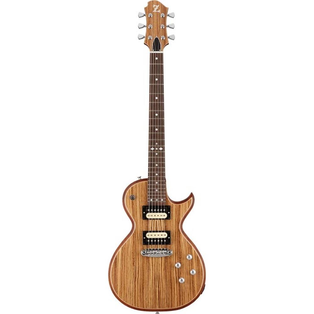 ZEMAITIS Z24WF ZEBRA Natural エレキギター