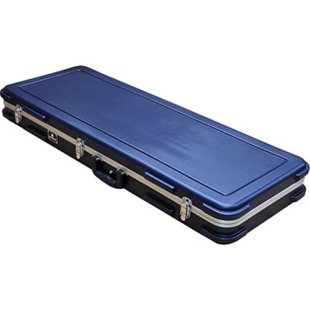 CROSSROCK CRA860E BL Blue エレキギター用ケース