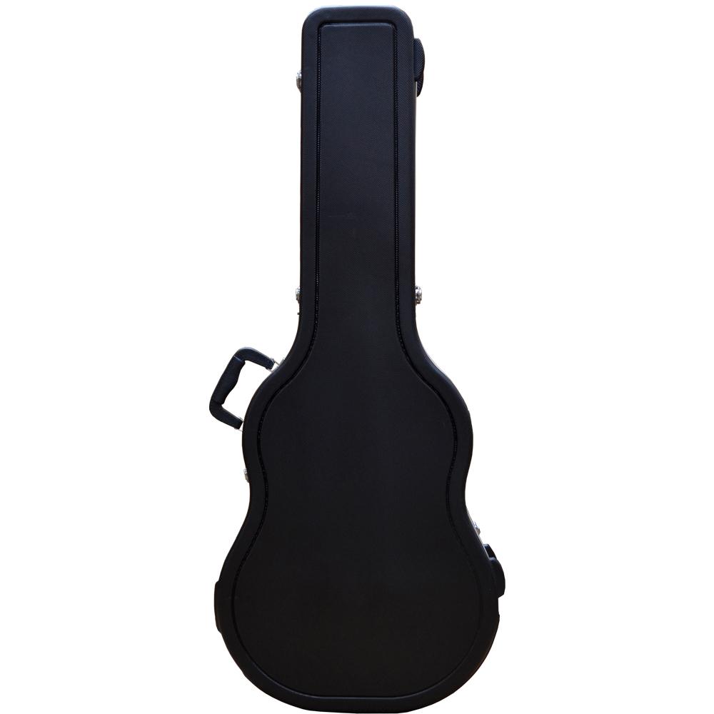 CROSSROCK CRA860D BK Black アコースティックギター用ケース