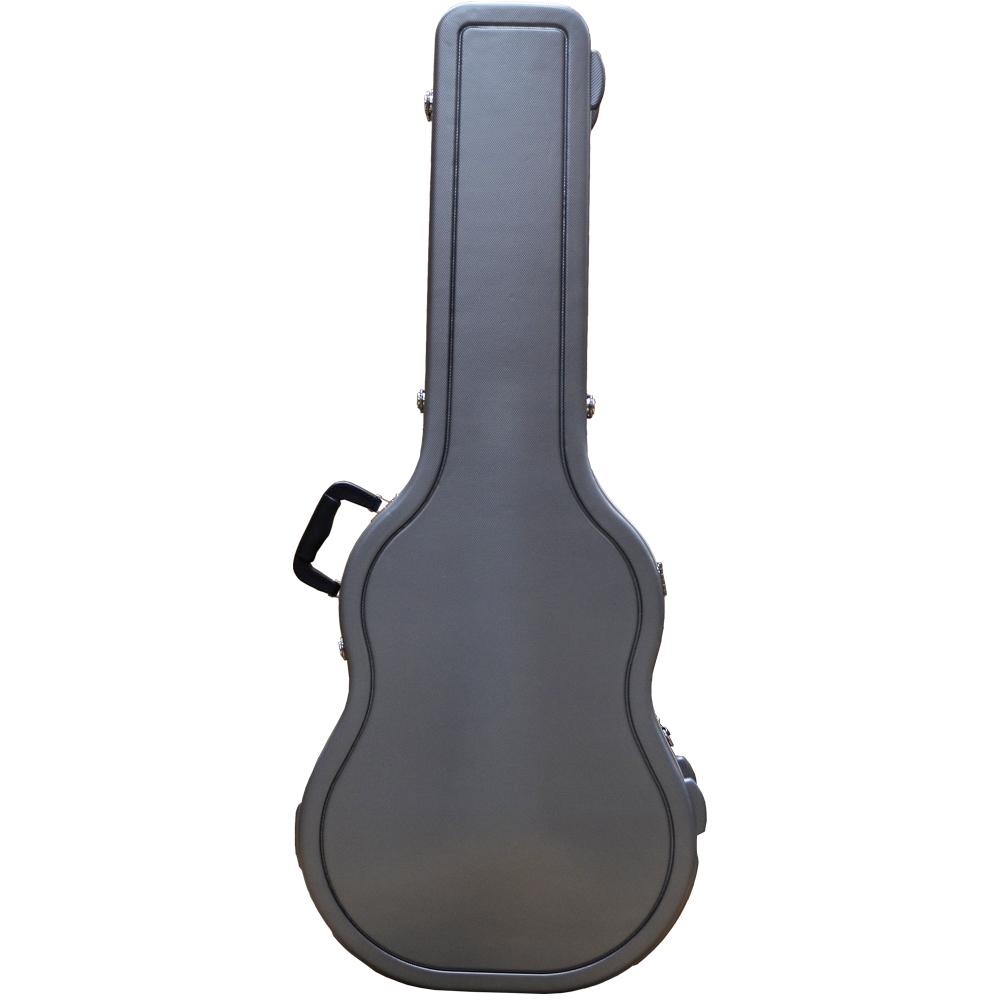 CROSSROCK CRA860D SL Silver アコースティックギター用ケース