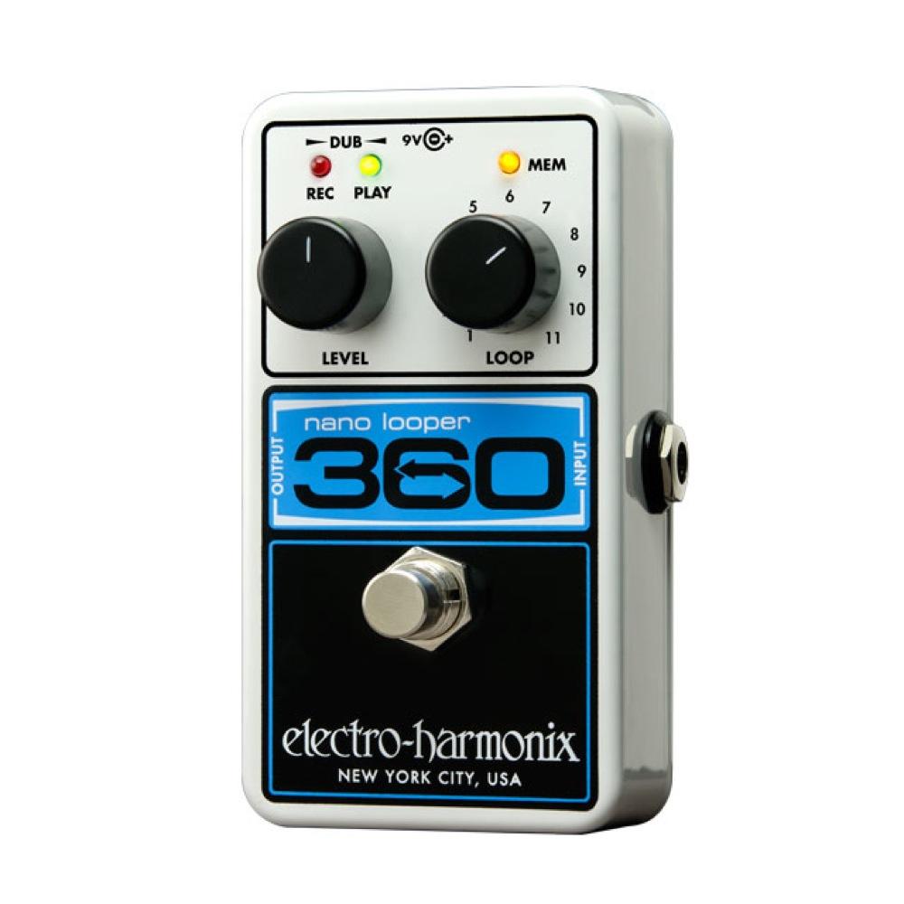 ELECTRO-HARMONIX Nano Looper 360 ルーパー