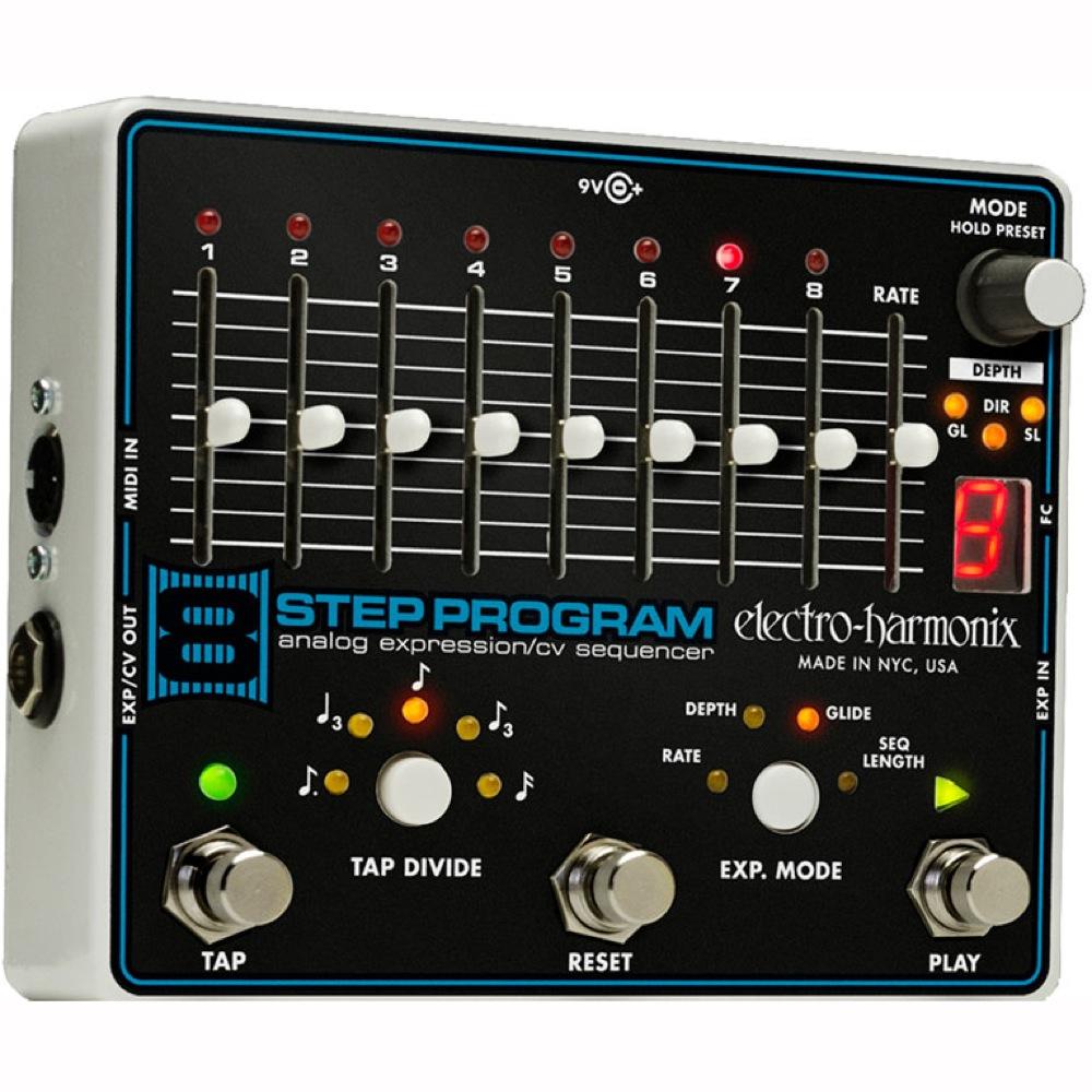ELECTRO-HARMONIX 8 Step Program アナログシーケンサー