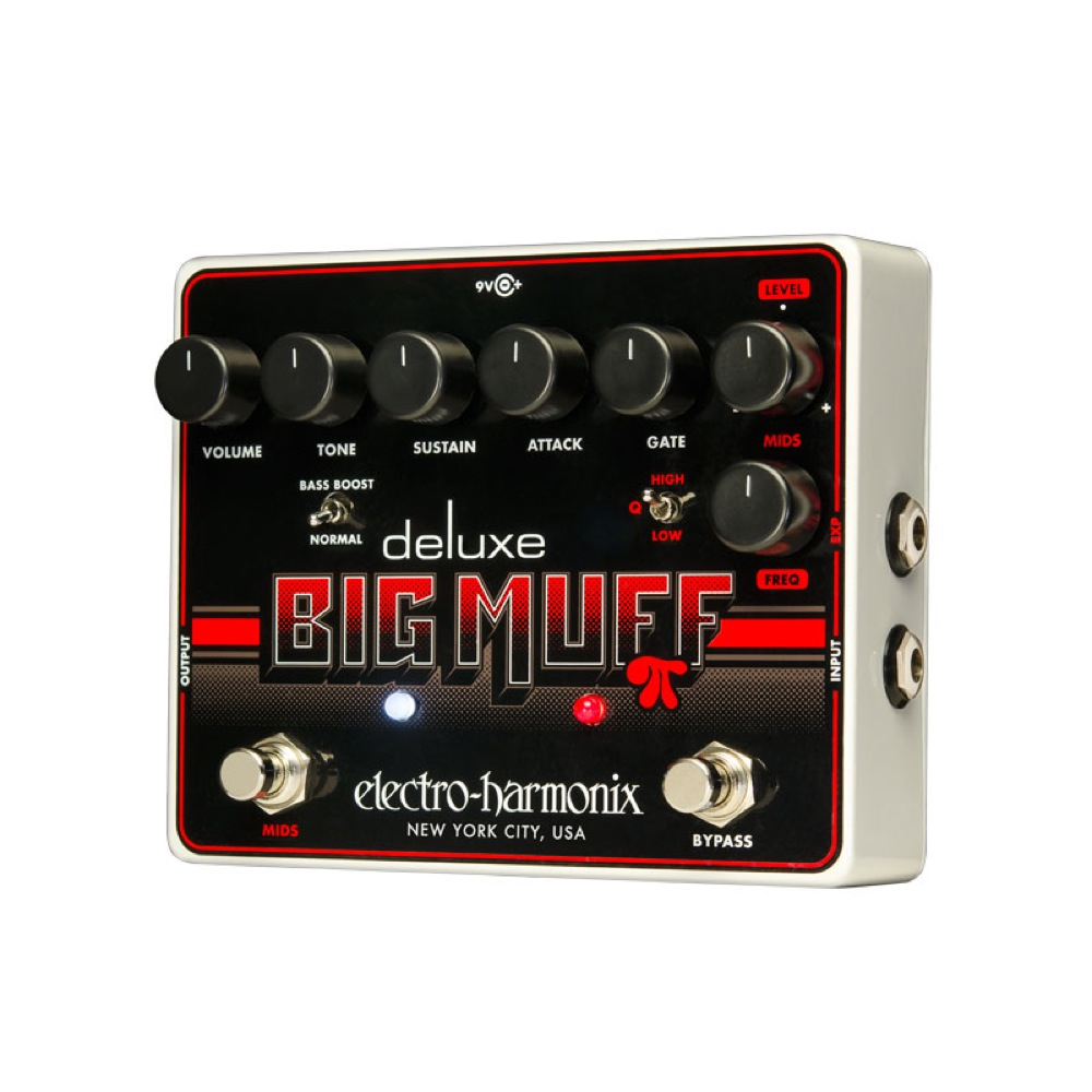 ELECTRO-HARMONIX Deluxe Big Muff Pi ディストーション/ファズ