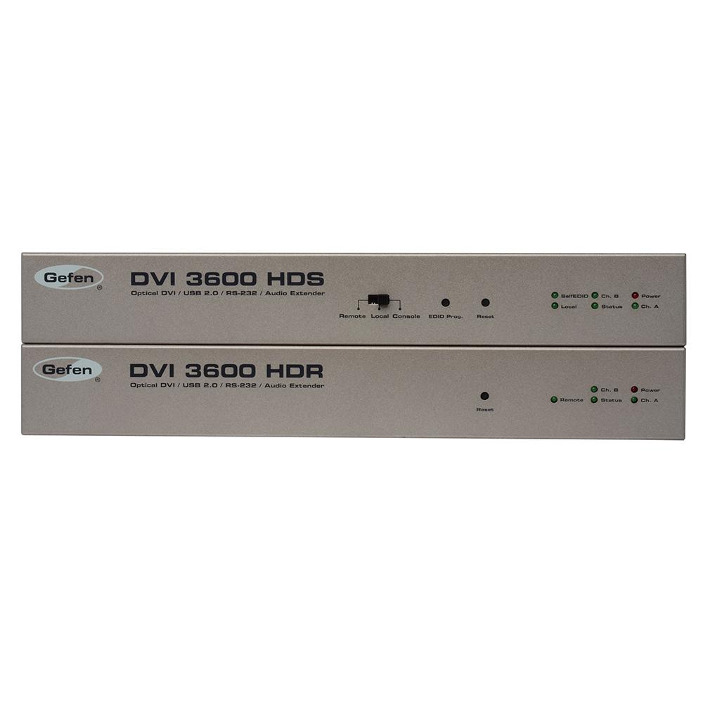 GEFEN EXT-DVI-3600HD DVI/KVM延長機
