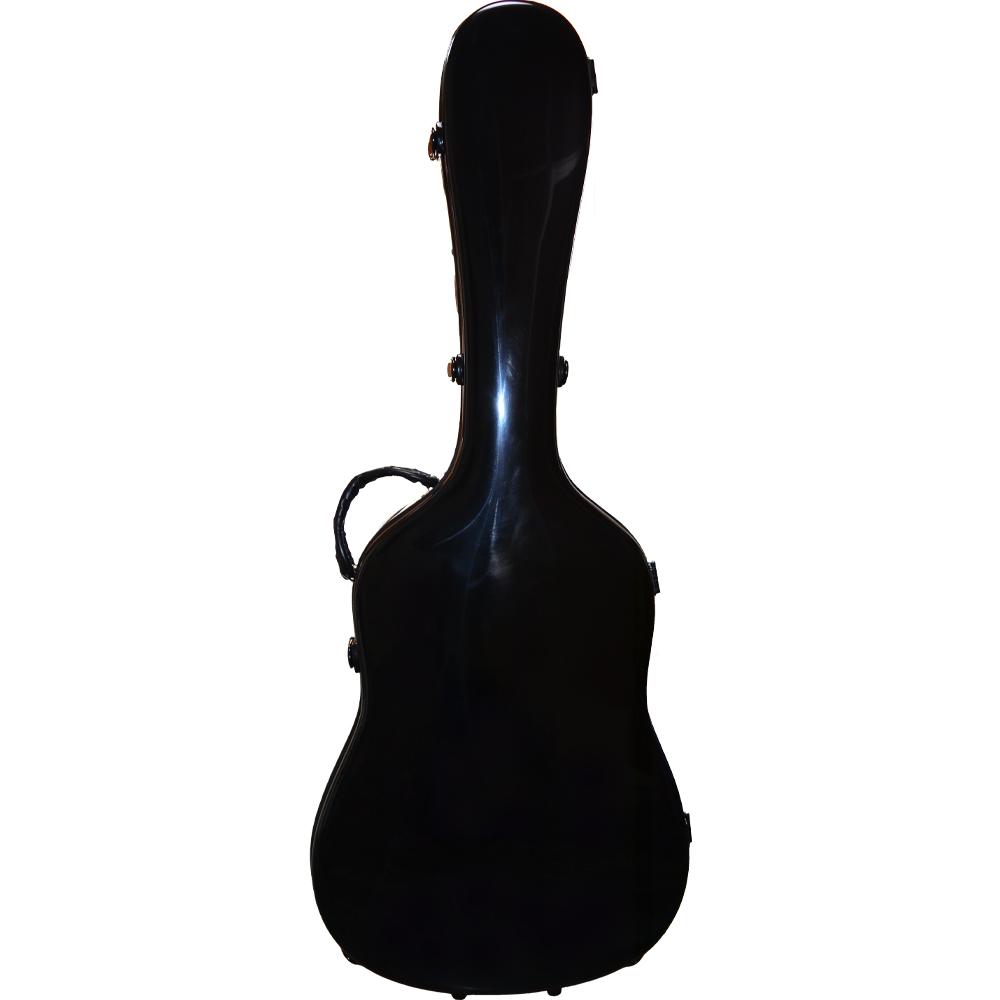 CROSSROCK CRF1000D BK Dreadnought Black アコースティックギター用ハードケース