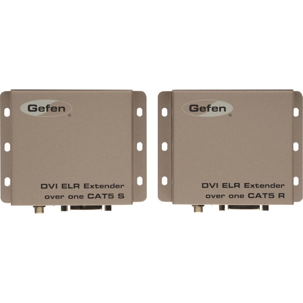 GEFEN EXT-DVI-1CAT5-ELR DVI延長機