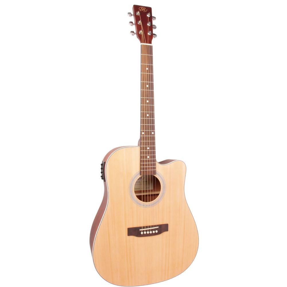 SX SD204CE NA エレクトリックアコースティックギター