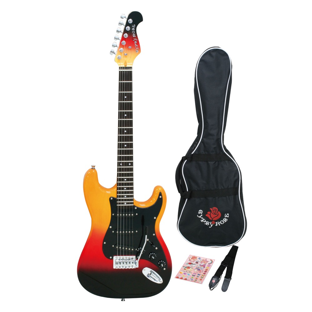 GYPSY ROSE GRE1K BBS エレキギターセット