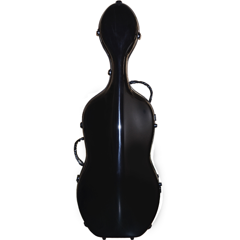 CROSSROCK CRF1000CEF BK Cello 4/4 Black チェロ用ハードケース