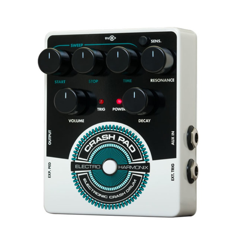 ELECTRO-HARMONIX Crash Pad ドラムシンセサイザー