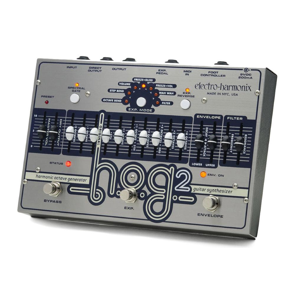 ELECTRO-HARMONIX HOG2 ハーモニックオクターブジェネレーター