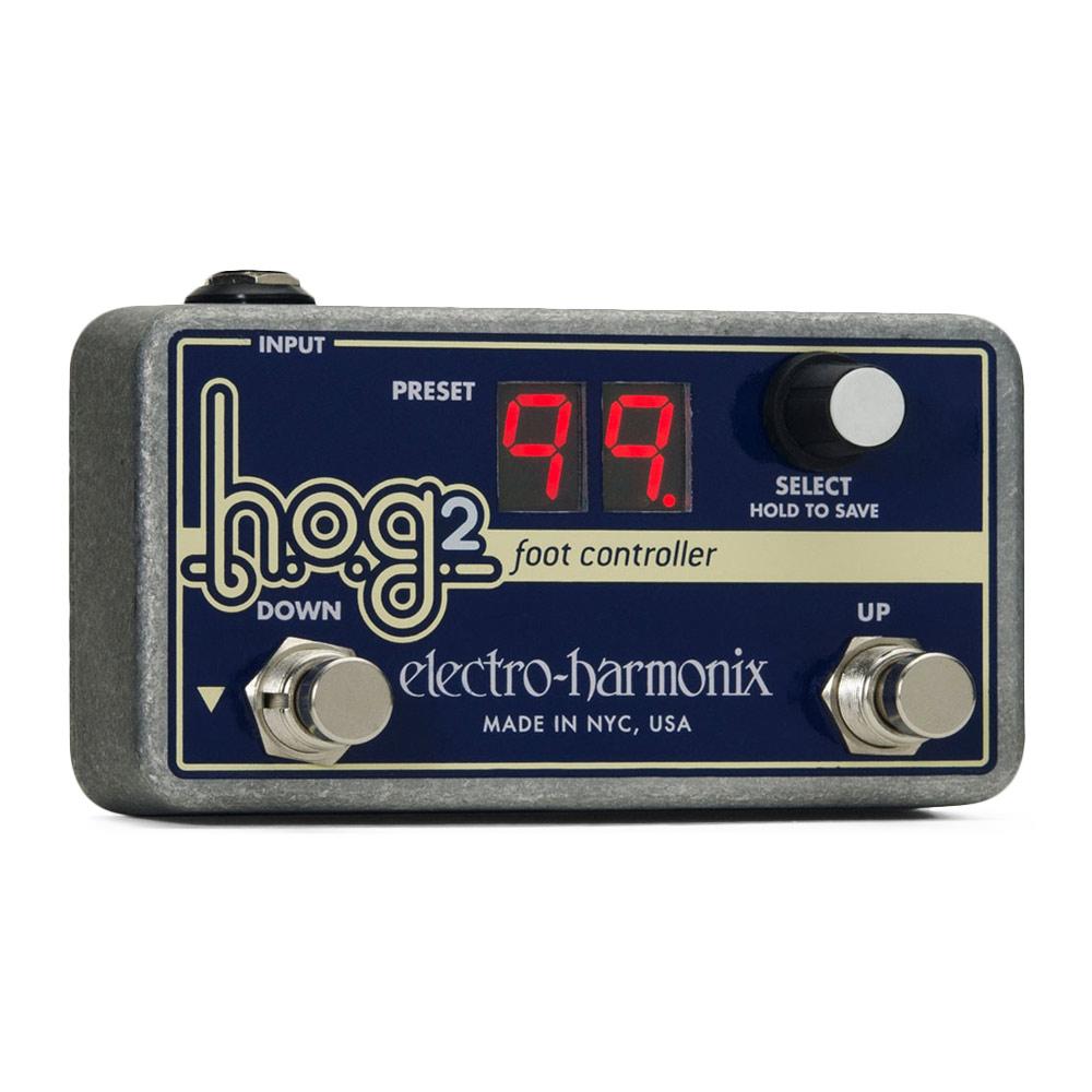 ELECTRO-HARMONIX HOG2 Foot Controller HOG2専用フットコントローラー