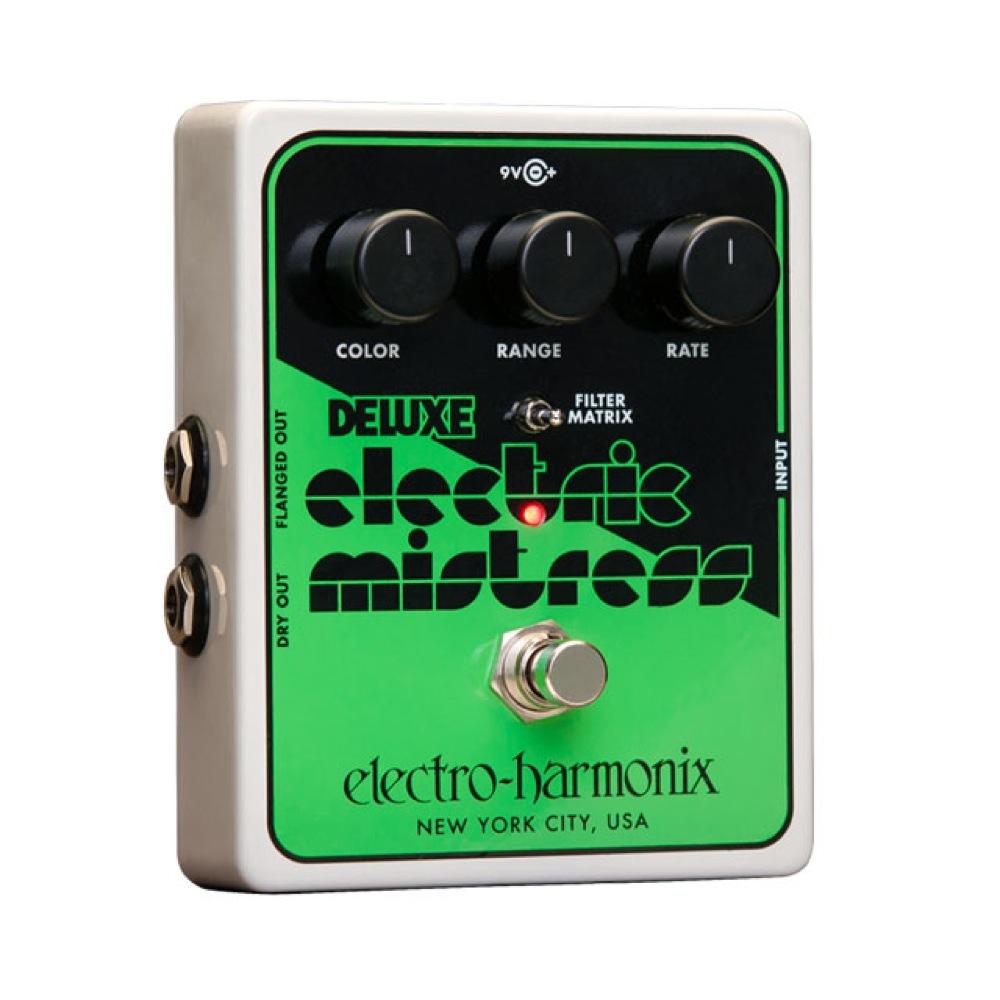 ELECTRO-HARMONIX Deluxe Electric Mistress XO フランジャー