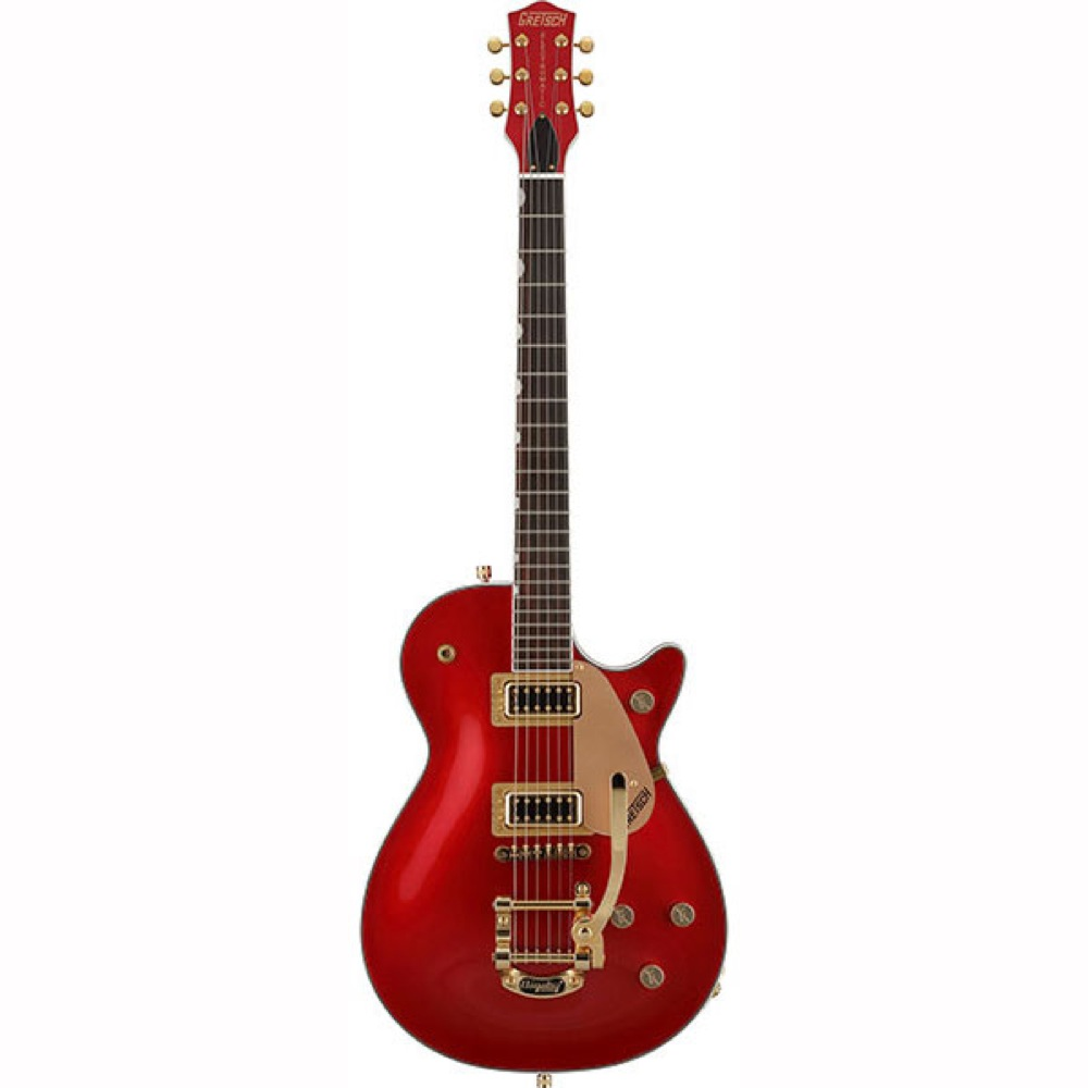 Gretsch G5435TG Limited Edition Pro Jet with Bigsby Candy Apple Red エレキギター